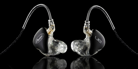 Custom In-Ear Reference Monitors