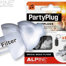 Earplugs for music