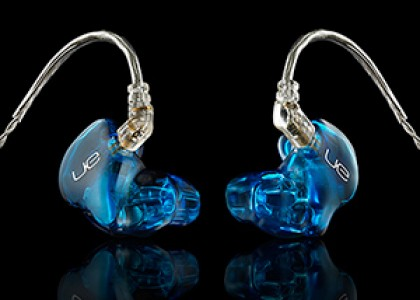 In Ear Monitors Ultimate Ears