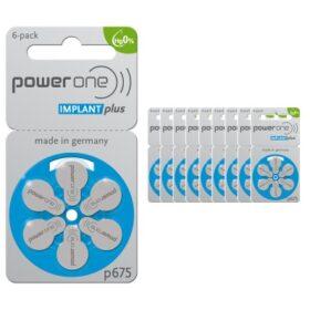 powerone-675-implant-60-piles