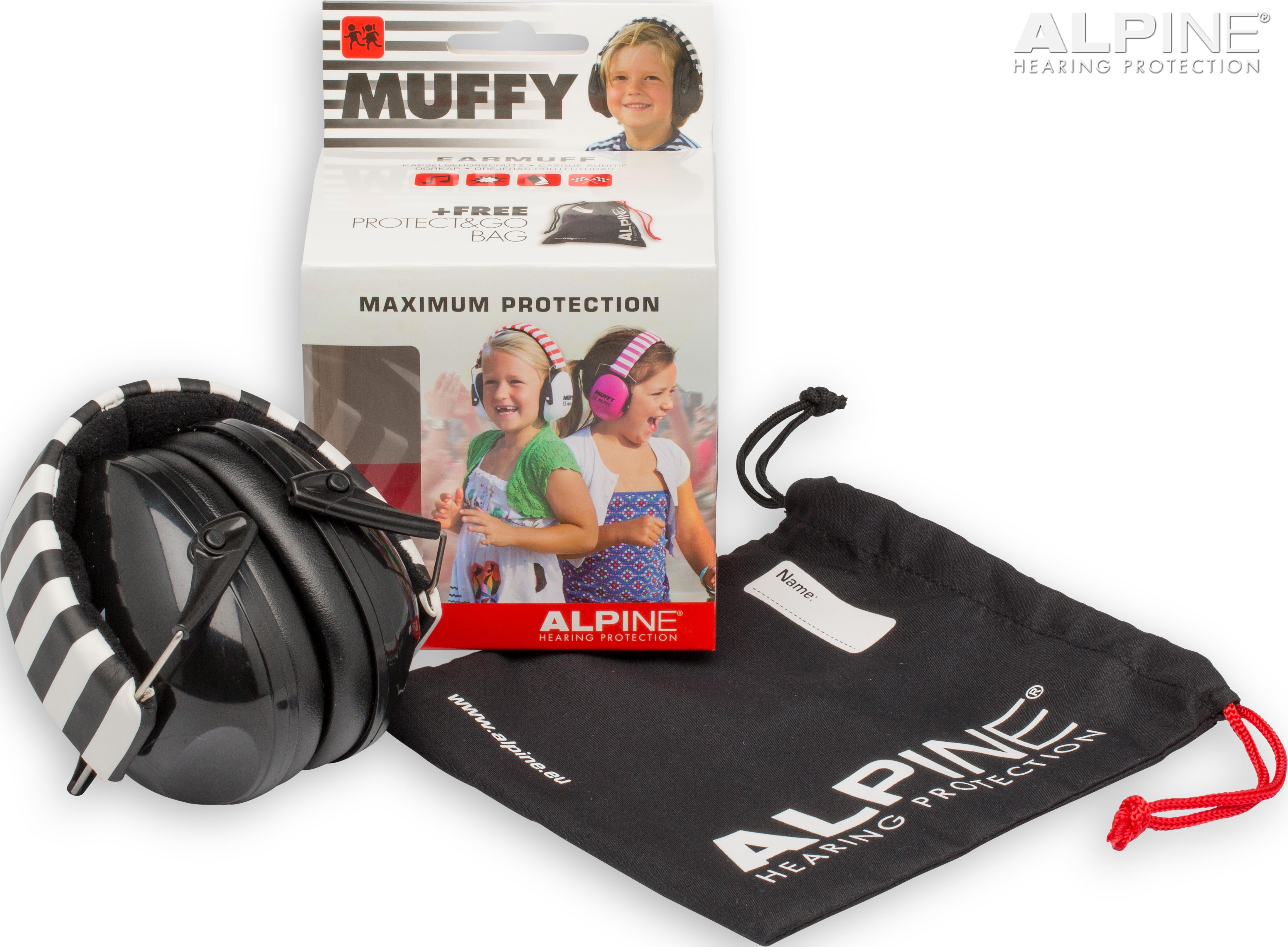Alpine Muffy black packshot